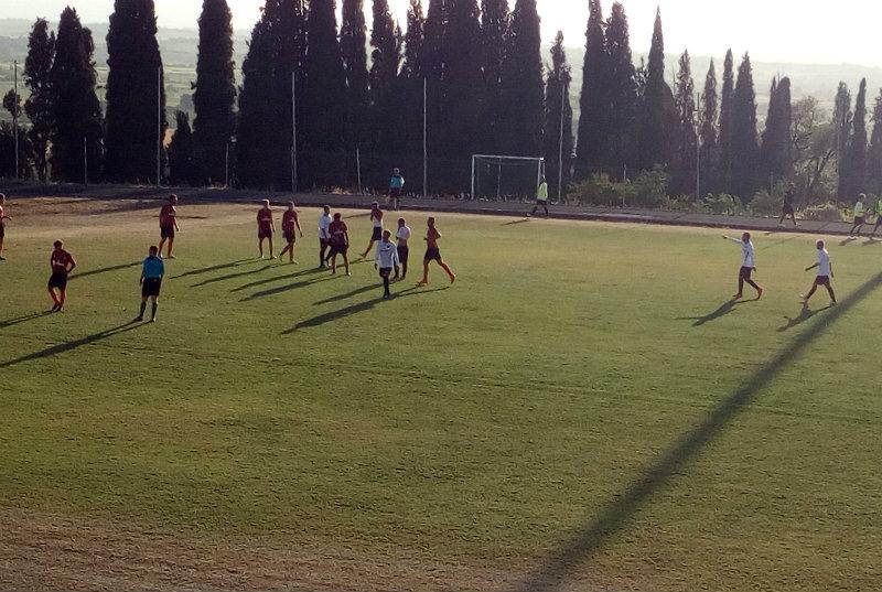 Cronache Arancioni, in Coppa Italia pareggio fra Cortona Camucia e Sansovino