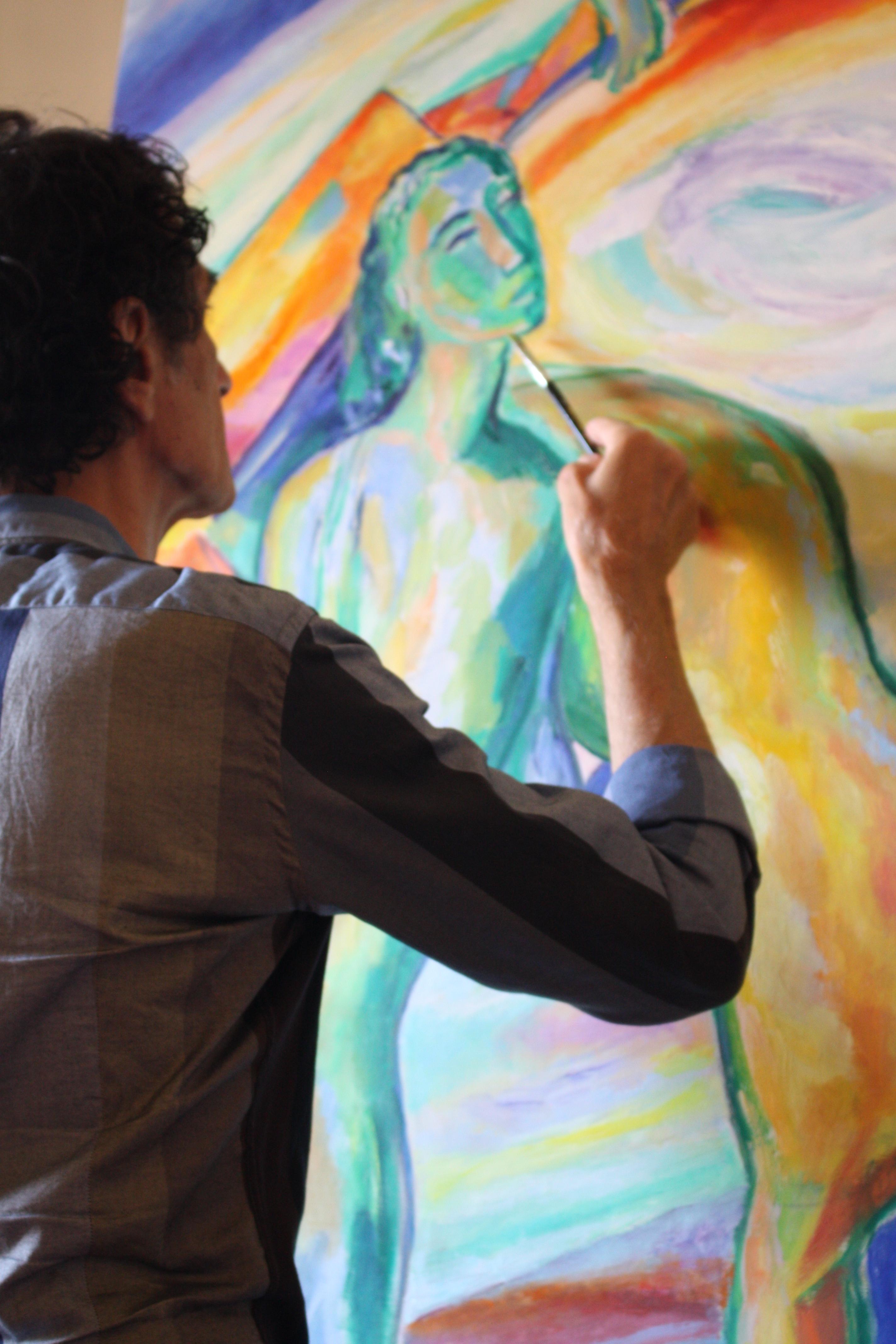 Al Museo di Lucignano un'opera in omaggio alle popolazioni terremotate