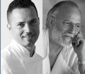 Zazzeri e Lombardi all'insegna di una cena gourmet  'Chef a 4 mani'