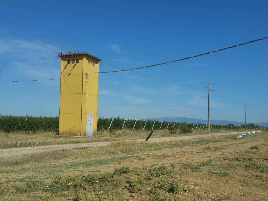 Monte San Savino, ultimati gli interventi di 'restyling' del sistema elettrico