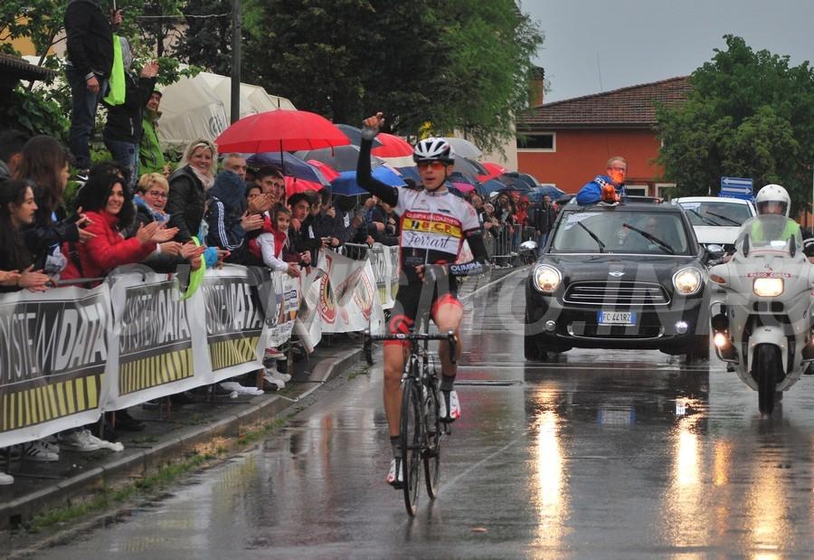 Altra stoccata di Tiberi alla 55esima Giornata Nazionale della Bicicletta