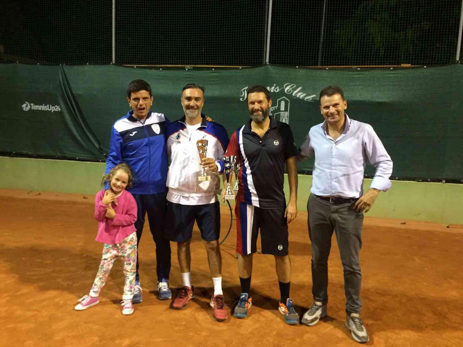 Al TC Castiglionese trionfa il Tennis Giotto