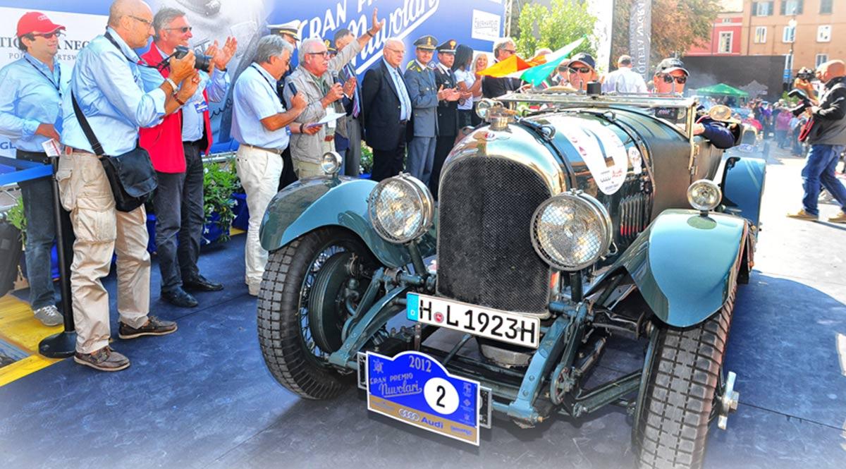 Torna il Gran Premio Nuvolari in Valdichiana, sabato passaggio in Valdichiana