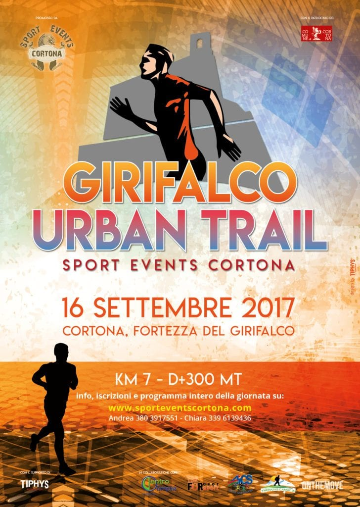 Girifalco Urban Trail, la Fortezza protagonista di un evento sportivo senza precedenti