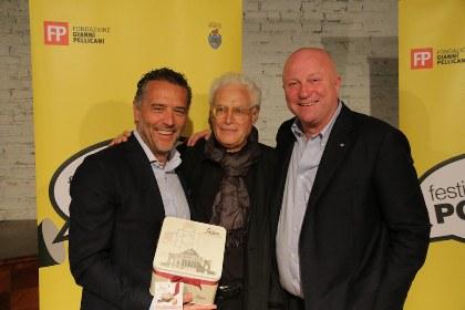 Dario Loison e Giancarlo Perbellini case history al festival della politica di Mestre