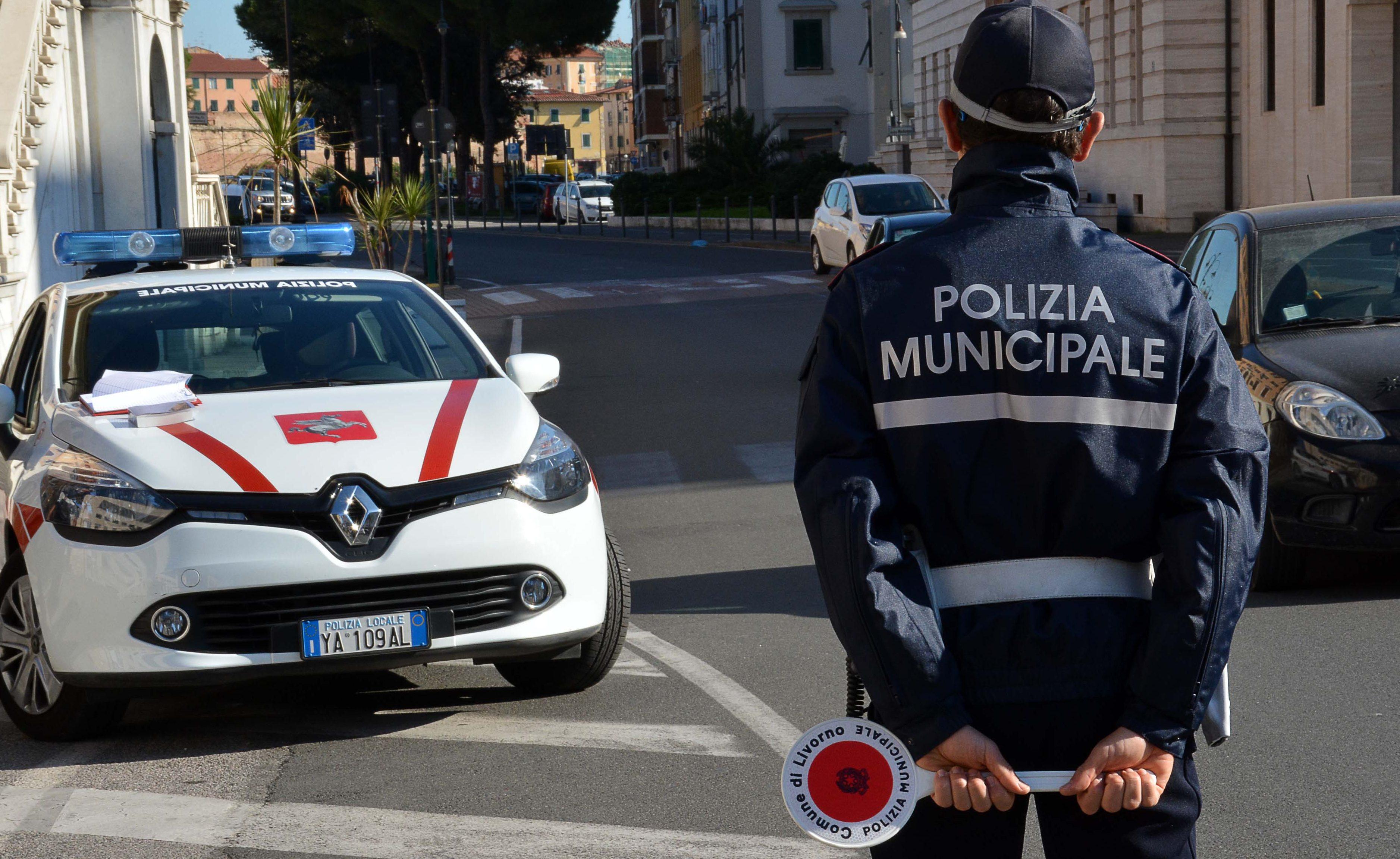 Doppia azione della Polizia Municipale a Castiglion Fiorentino