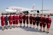 Qatar Airways sponsor di gelato festival 2017 a Firenze