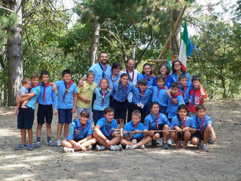 Gli scout cortonesi di tutti i tempi si incontrano nel ricordo di Don Antonio