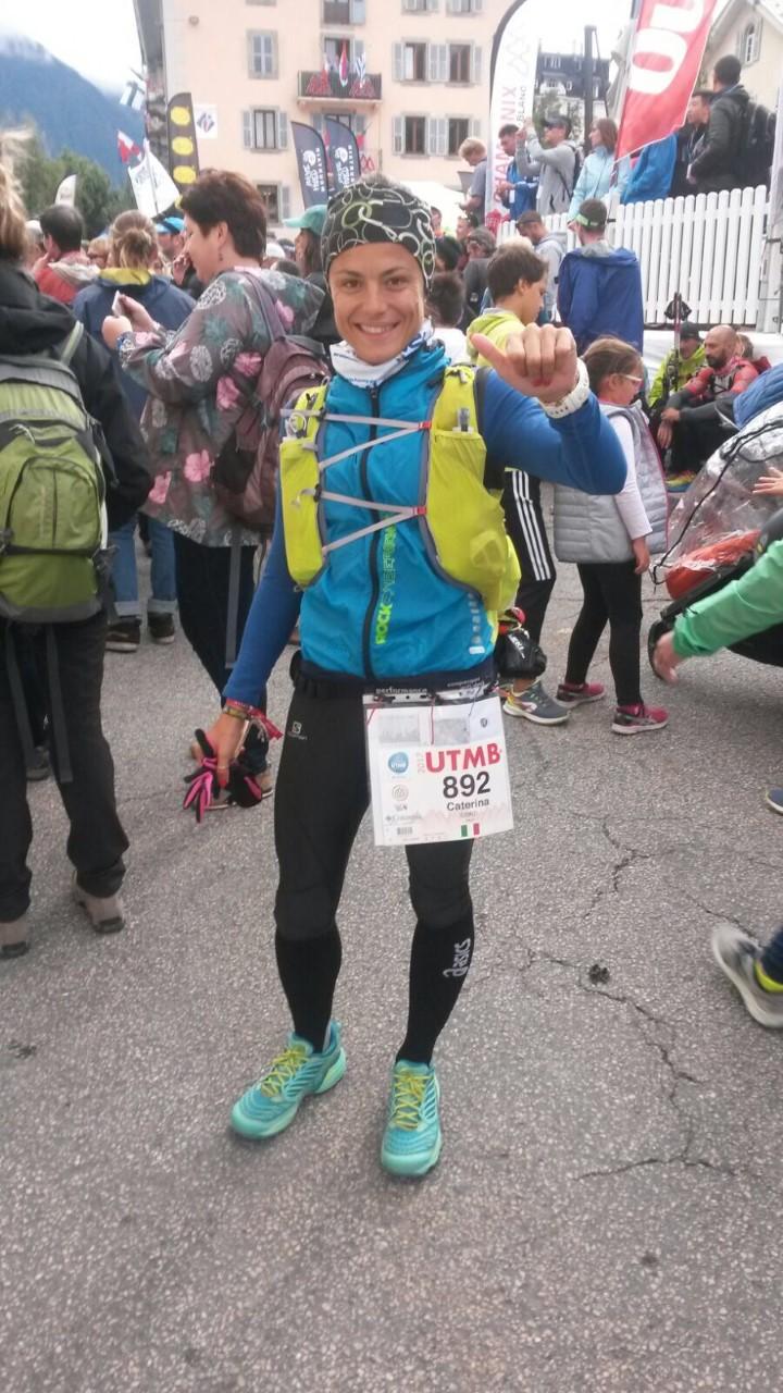 La corsa sul Monte Bianco di Caterina Corti