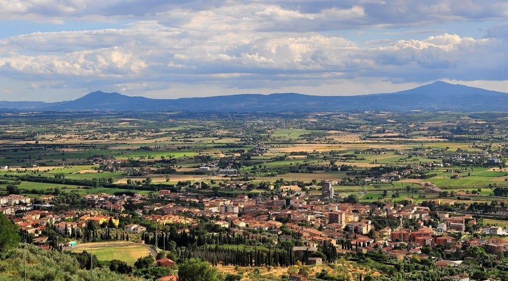 Turismo in Valdichiana: tutti i dati e i raffronti Comune per Comune