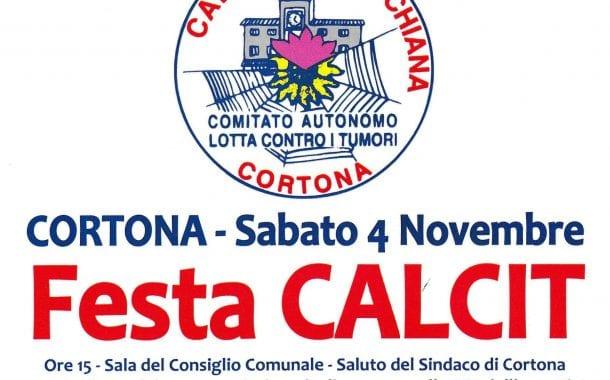 Il Calcit festeggia i 25 anni di attività