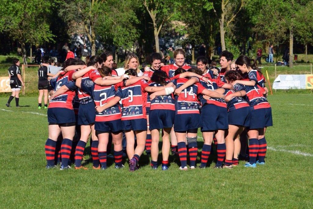 Rugby: le Donne Etrusche costringono al pari Montervirginio