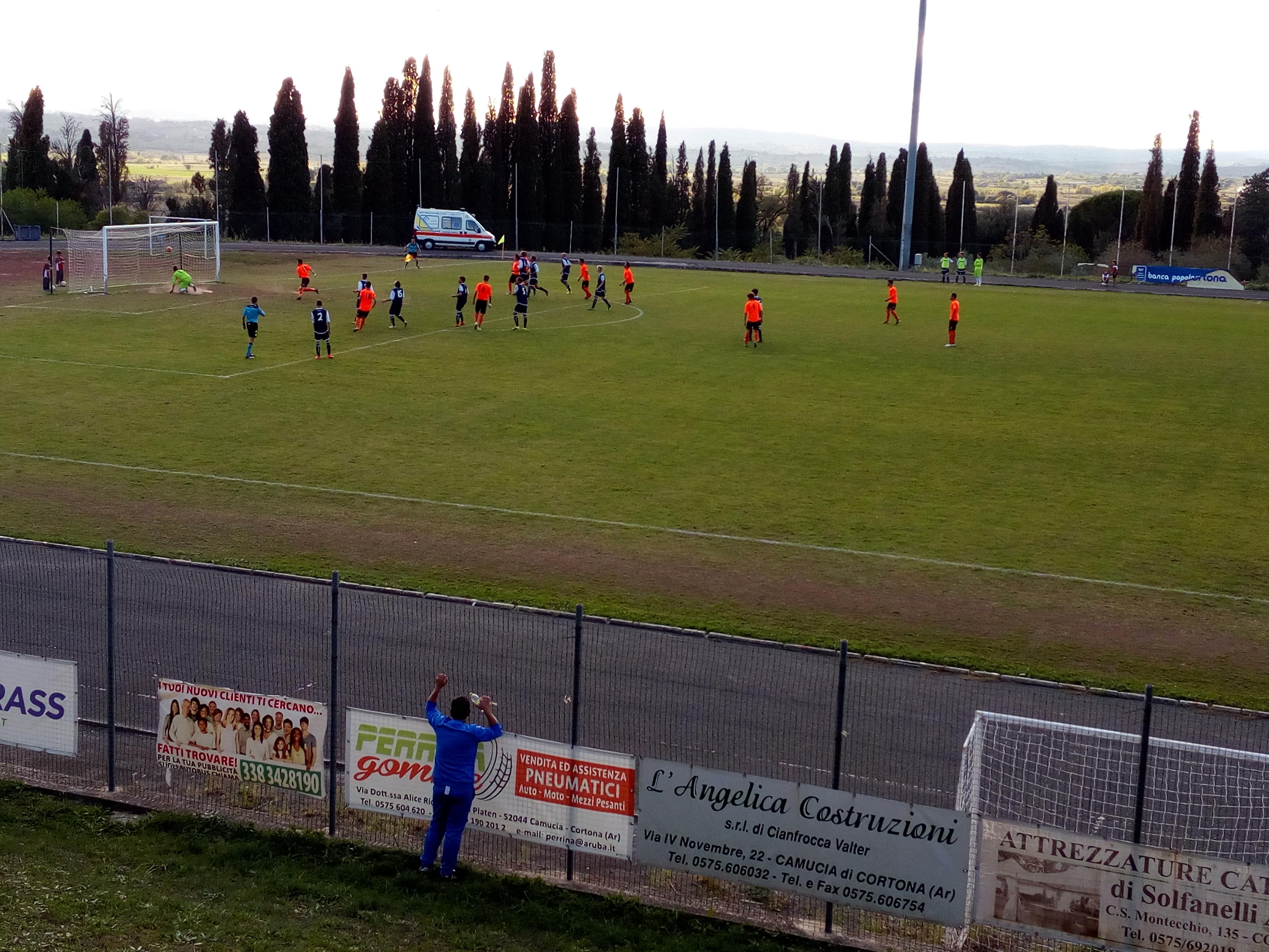 Cronache Arancioni: tanti gol, ma domenica amara per i ragazzi di Testini contro la Castelnuovese