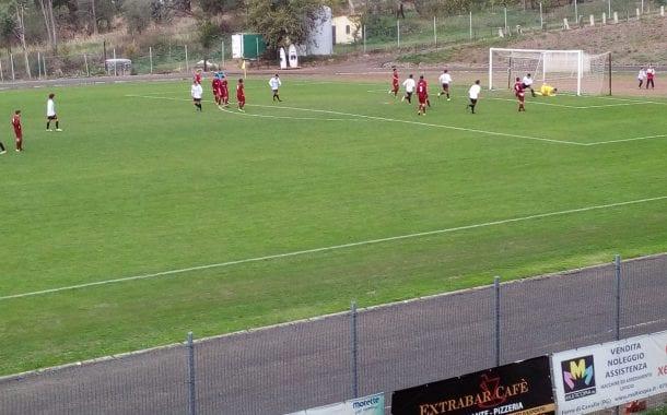 Cortona - Foiano, un punto a testa in un derby vibrante