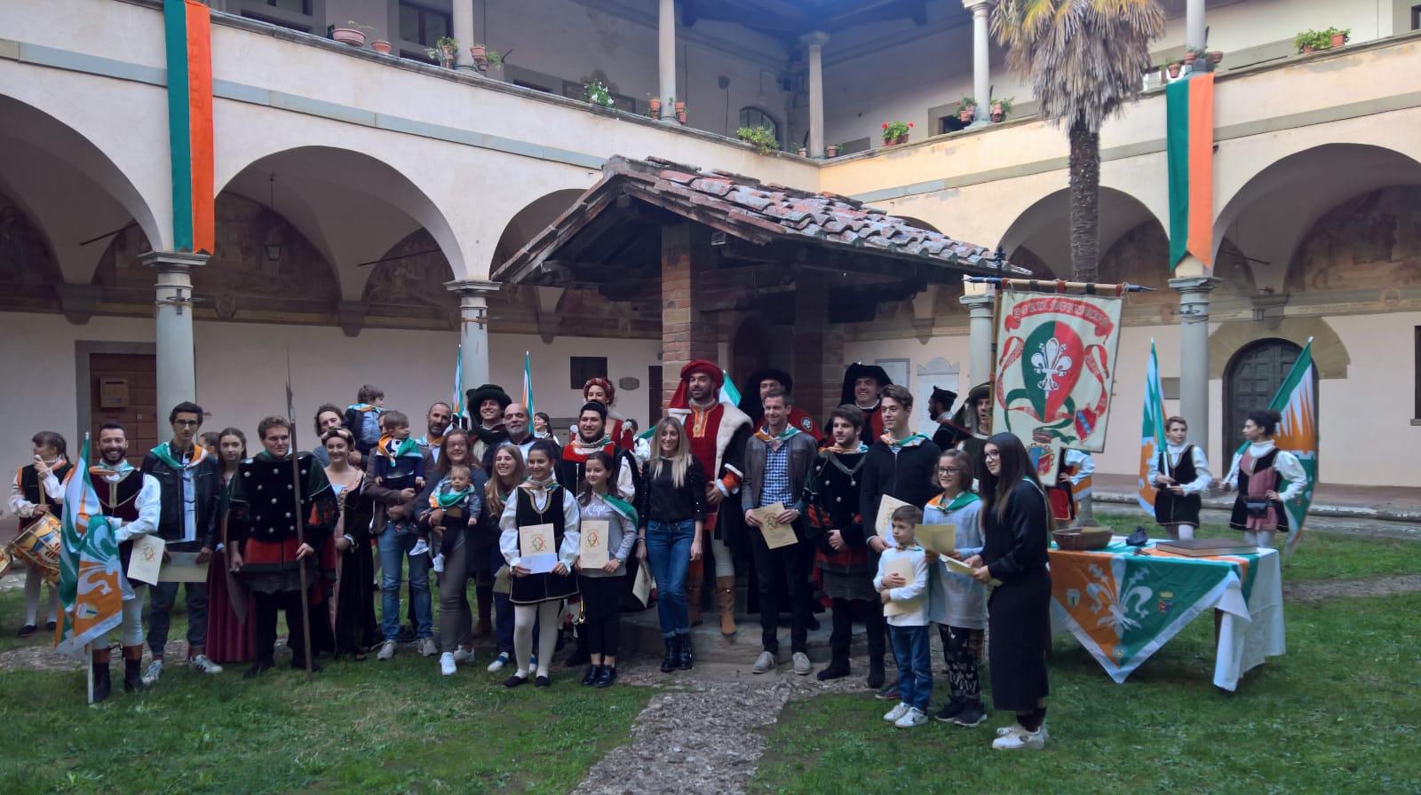 Porta Fiorentina, il
