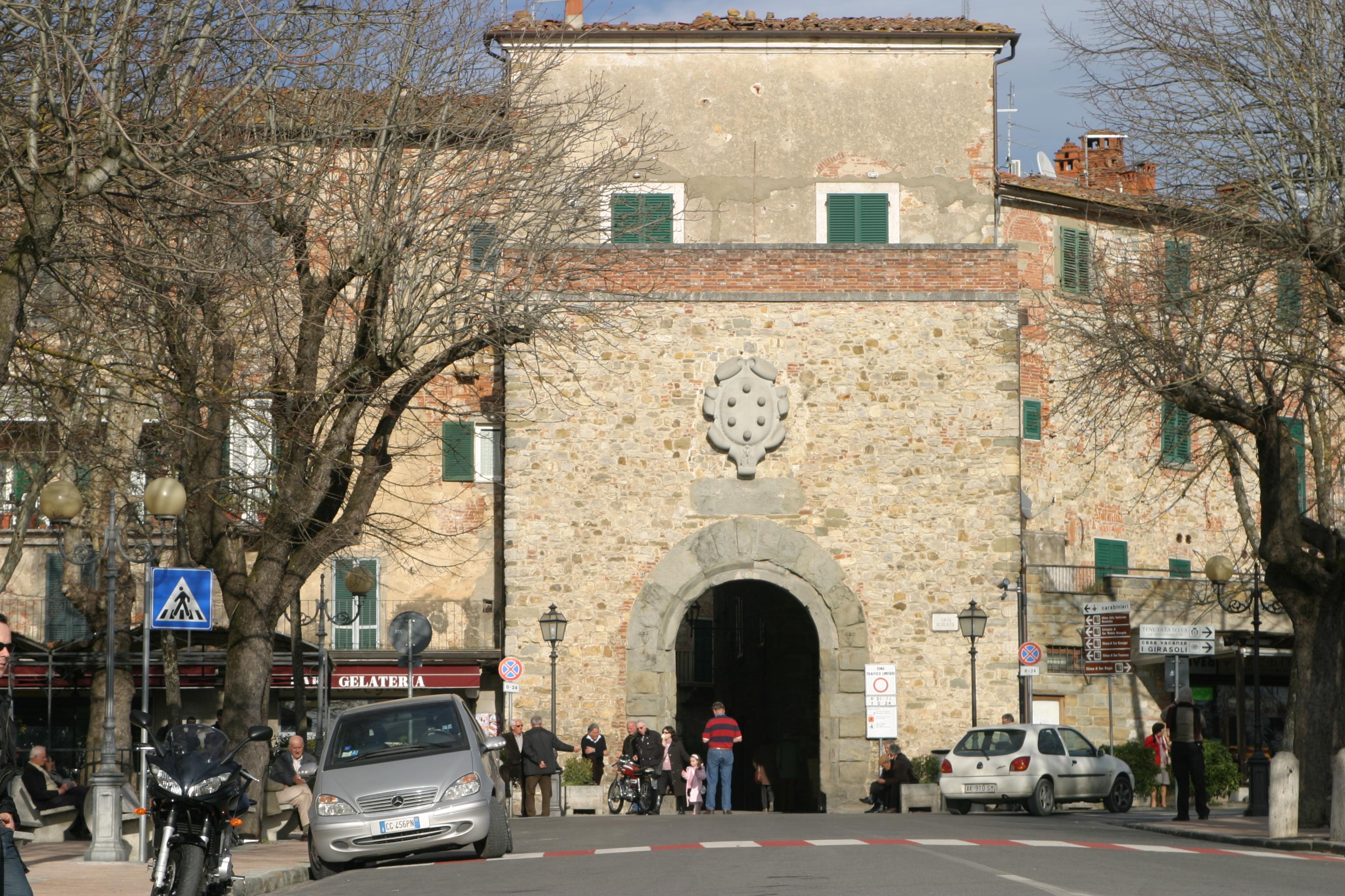 A Lucignano si rinnova l'appuntamento con la Festa del Donatore