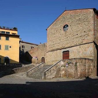 Nasce la Sant'Agostino Onlus, per sostenere il recupero della chiesa castiglionese