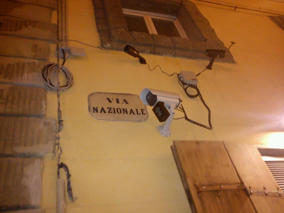 Videosorveglianza a Cortona, sinergie fra pubblico e privato