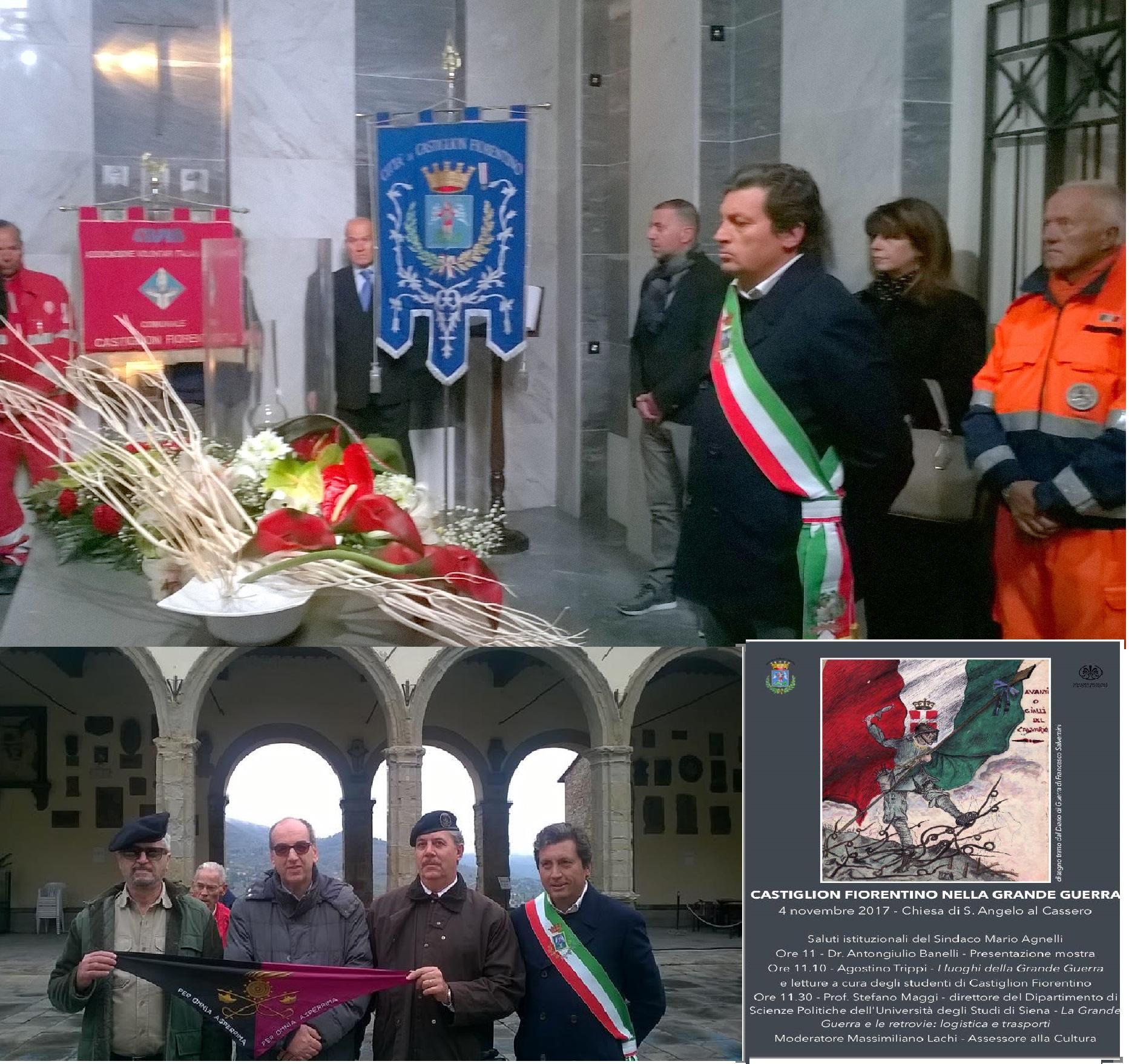 4 Novembre a Castiglion Fiorentino...