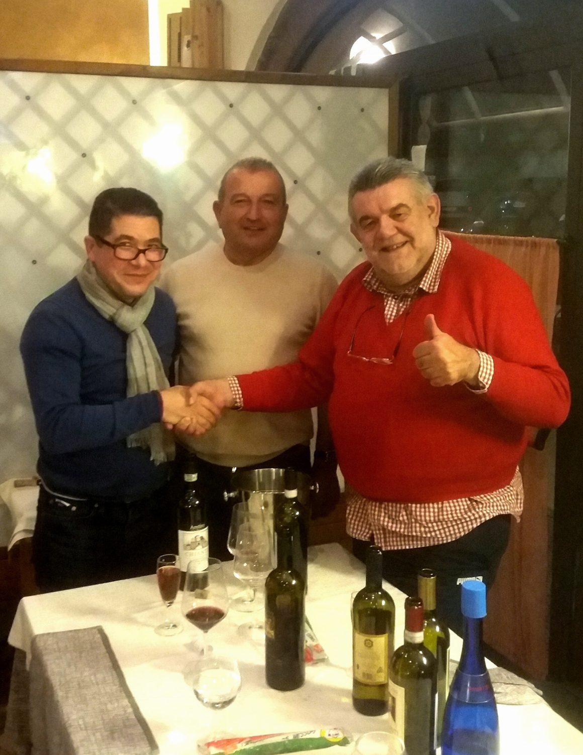 In Russia il nettare di Bacco della Cantina  dei Vini Tipici dell'Aretino