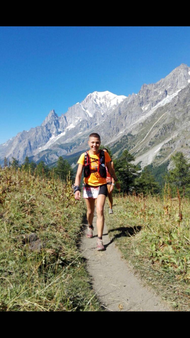 Il Trail Running si insegna a scuola con Tatiana Maccherini