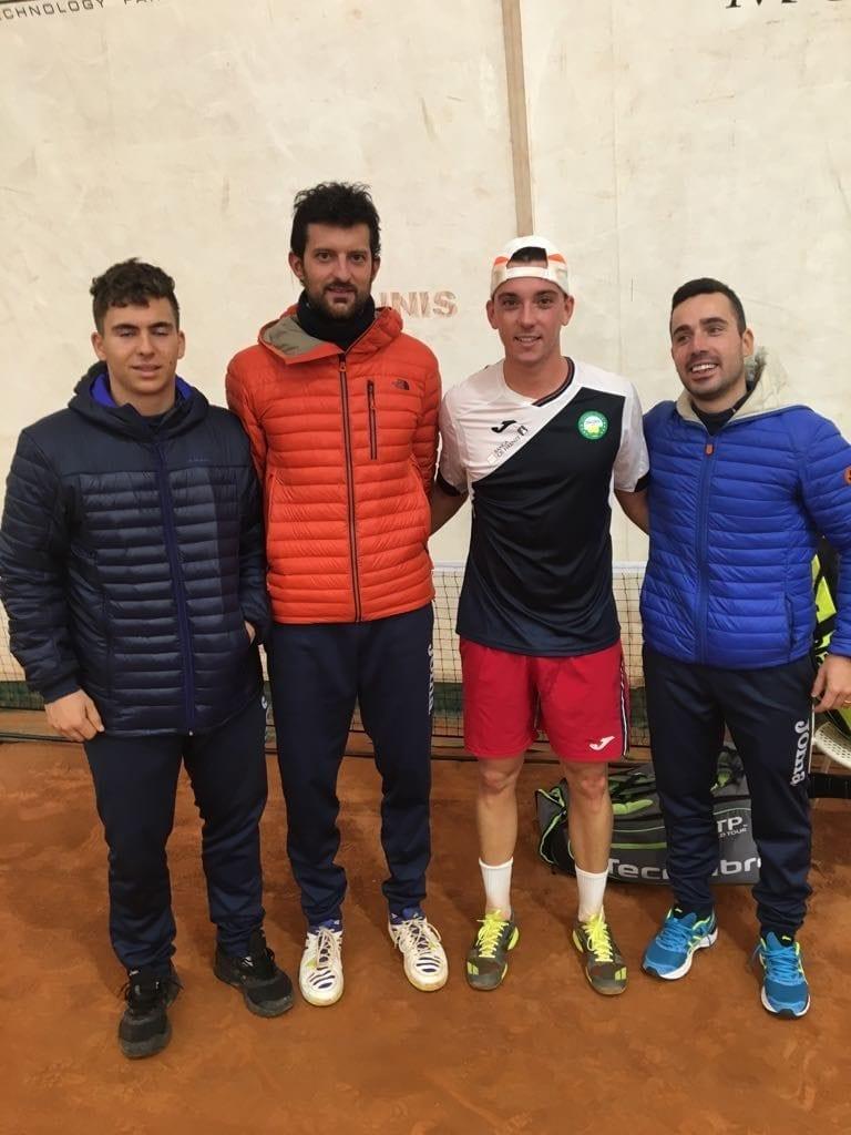 TC Sinalunga sconfitto a Genova, ma resta al terzo posto della serie A maschile