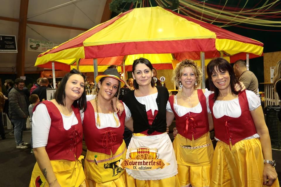 Decima edizione della November Fest di Porta Romana