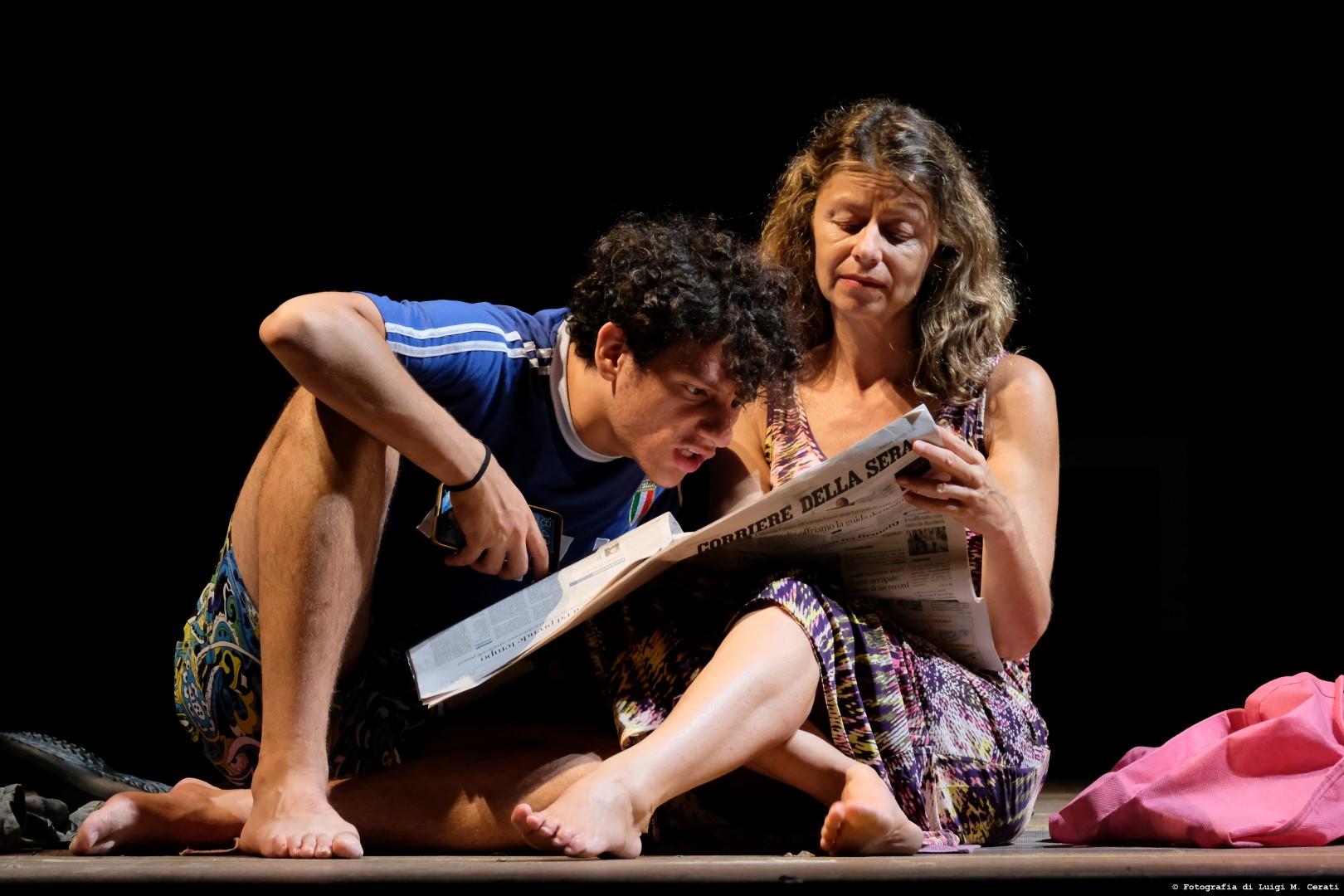 Teatro e Cinema raccontano i diritti con Amanda Sandrelli e La battaglia dei sessi