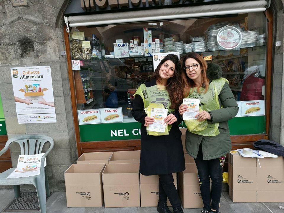 Banco Alimentare con Caritas e Radio Incontri: un grande successo