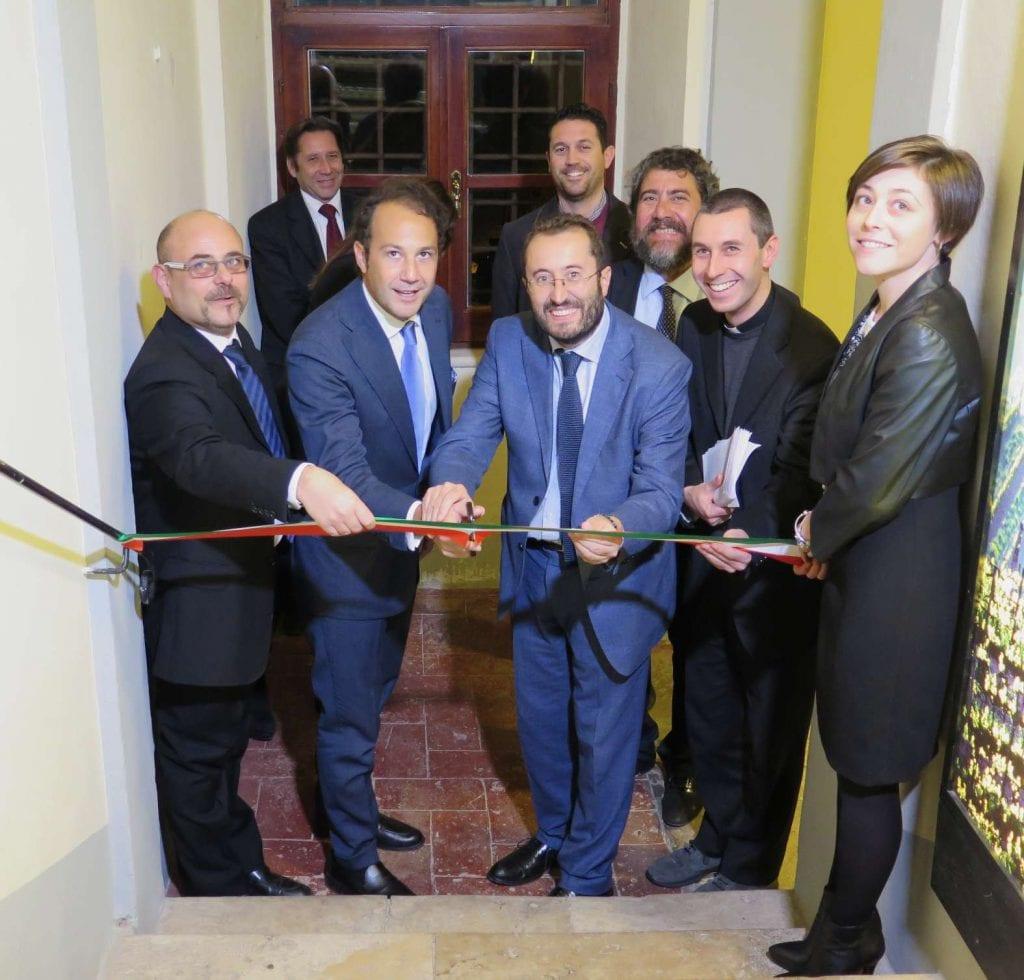 Inaugurata la sede dell'Università Pegaso a Montepulciano