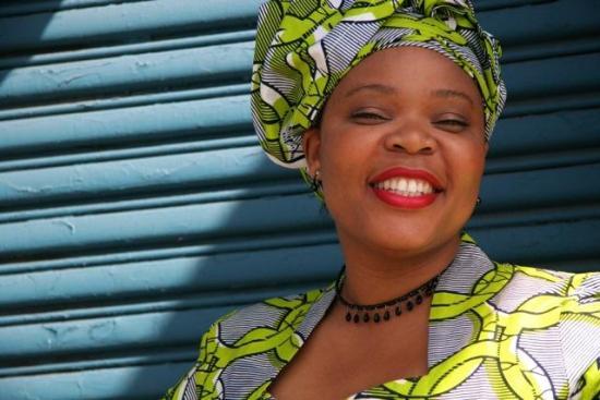 Il Premio Nobel Leymah Gbowee a Cortona per il Premio Semplicemente Donna