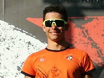 Matteo Violi: il giovane cortonese convocato in Nazionale di Cross Triathlon
