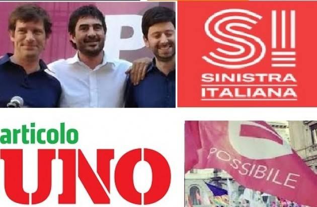 Nasce anche ad Arezzo la lista unitaria della Sinistra