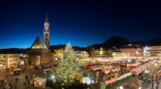 Mercatini a Bolzano e dintorni l'emozionante atmosfera dell'attesa del Natale