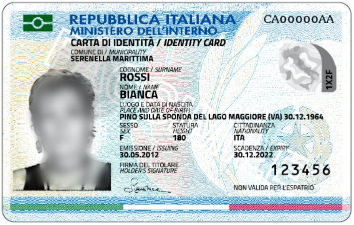 Montepulciano: dal 4 Dicembre la Carta d'identità sarà elettronica