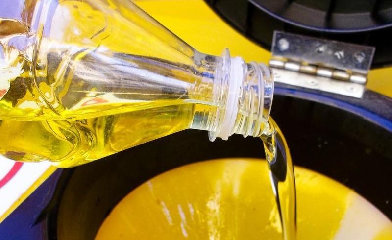 Attivata a Foiano la raccolta dell'olio alimentare esausto