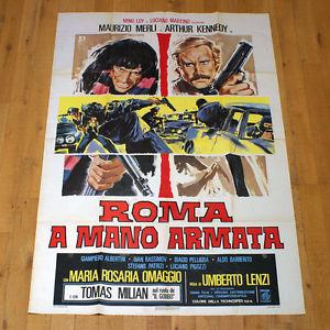 Pillole di Poliziottesco: Roma a mano armata