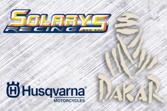 L'avventura alla Dakar per il Team Solarys si avvicina