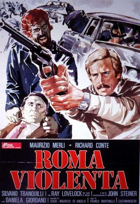 Pillole di poliziottesco: Roma violenta