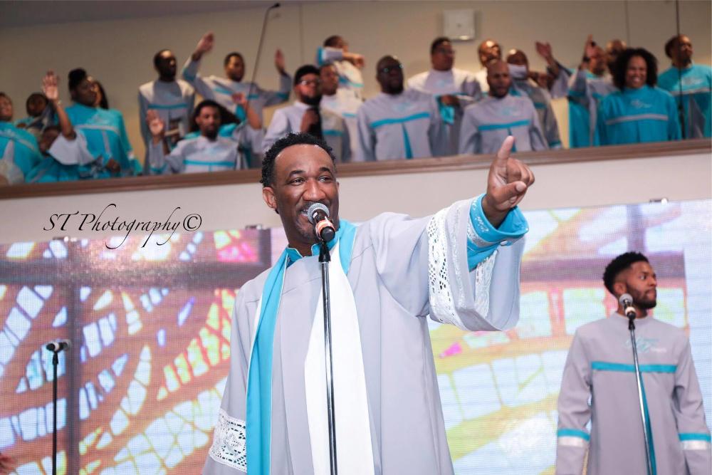 Il Gospel arriva al Signorelli con Eric Waddel