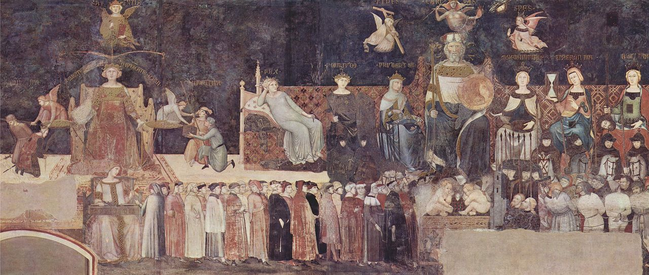 Il Buono e il Cattivo Governo a Castiglion Fiorentino