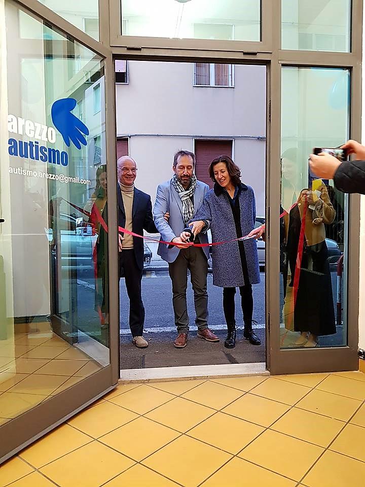 Nuova sede per l'Associazione Autismo Arezzo