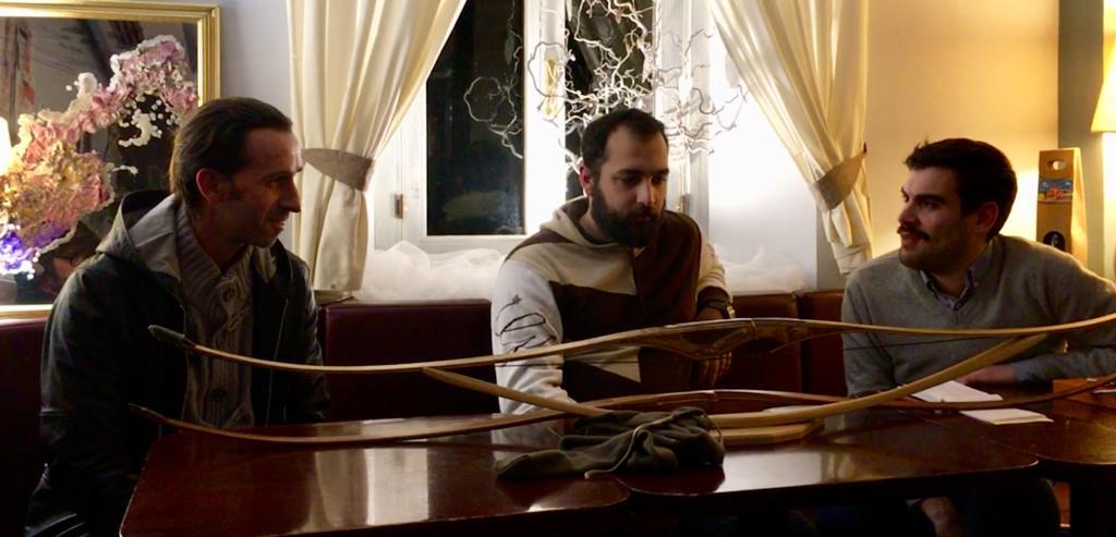 Arciere per passione. Intervista a Carlo Maria Cavalli