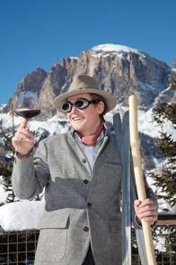 Wine Cup Alta Badia l'evento che unisce skisafari e degustazioni in quota