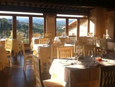 Al ristorante 'La Terrasse' termina  il viaggio gourmet Autunno a tavola con la Salumeria di Monte San Savino