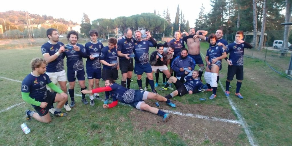 Rugby: per il Clanis debutto vittorioso sul nuovo campo del Villaggio del Giovane