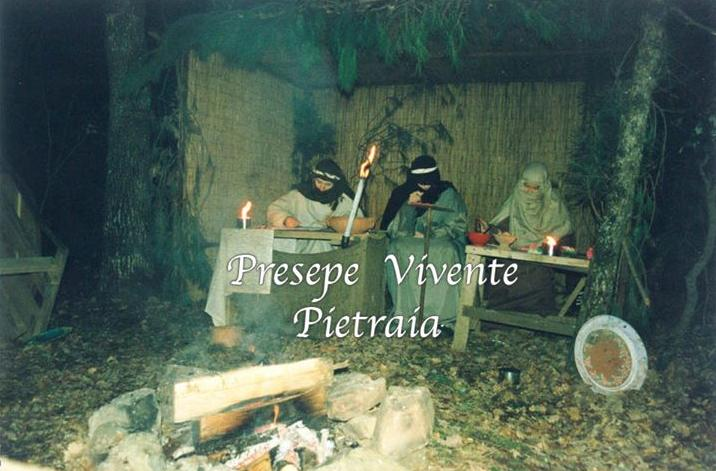 Si rinnova la tradizione del Presepe Vivente a Pietraia di Cortona
