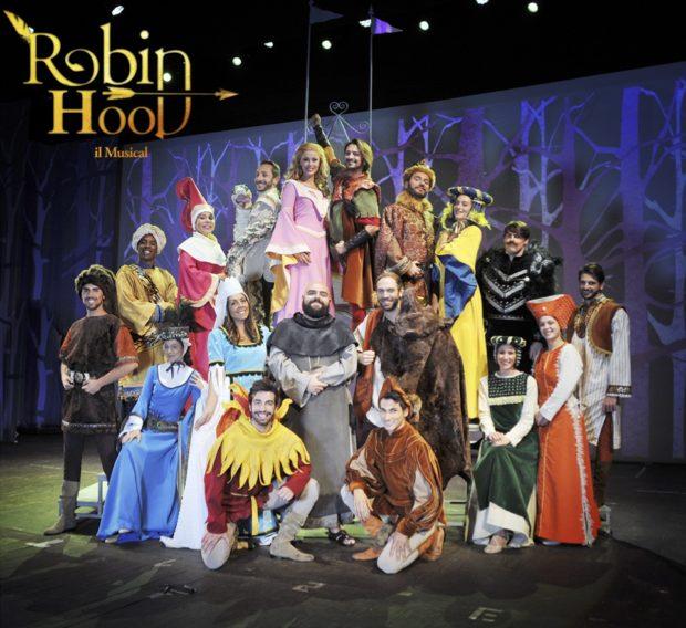 Robin Hood, musical