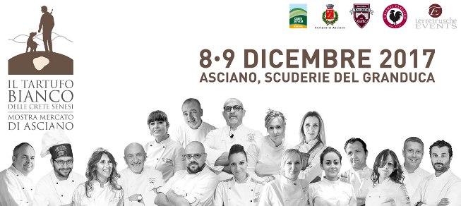 Alta cucina italiana e tartufo bianco delle crete senesi