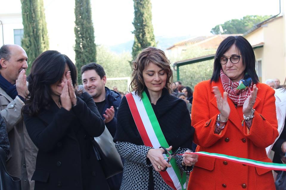 Inaugurata la nuova ala della scuola di Terontola e il centro cottura